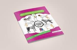 Dog Breeds Pet Fashion Illustration Encyclopedia Coloring Companion Book Volume 7 Working Breeds Pet Fashion Guild